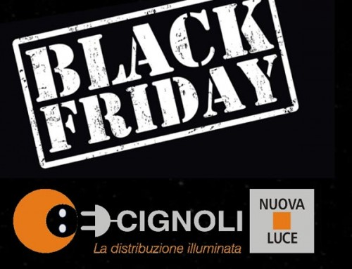 Black Friday: occasioni incredibili