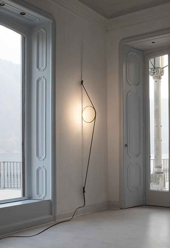 Lampada Wirering FormaFantasma by Flos interior design