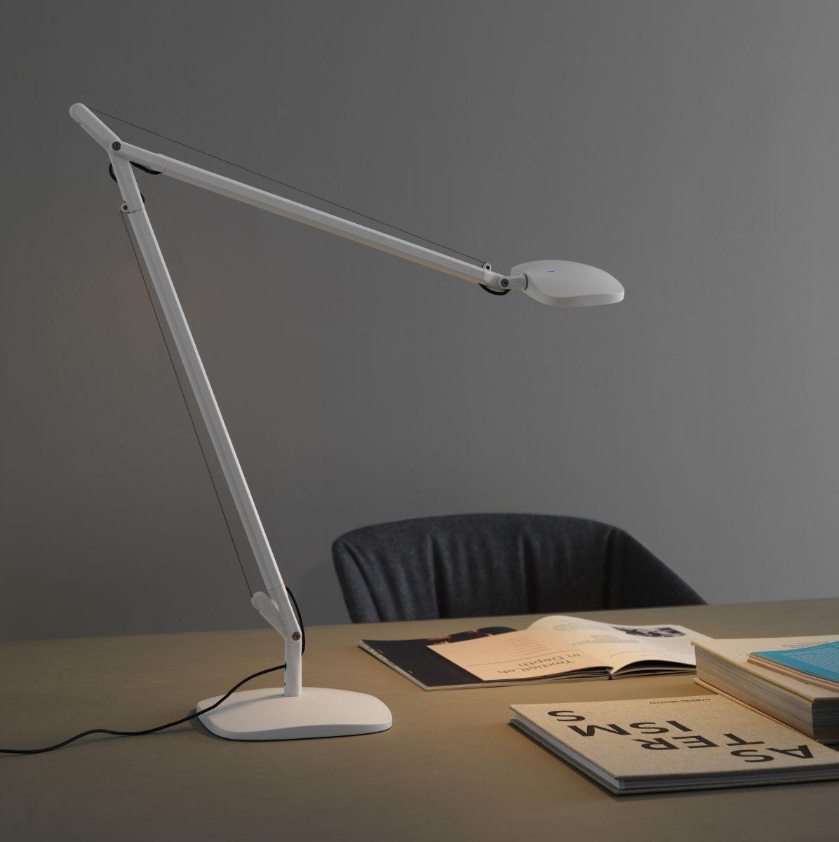 volee lampada scrivania fontana arte design illuminazione pavia