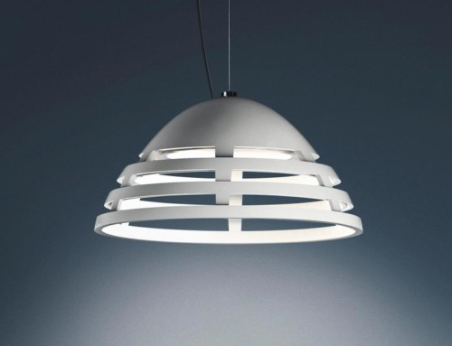 5 lampade a soffitto by Artemide