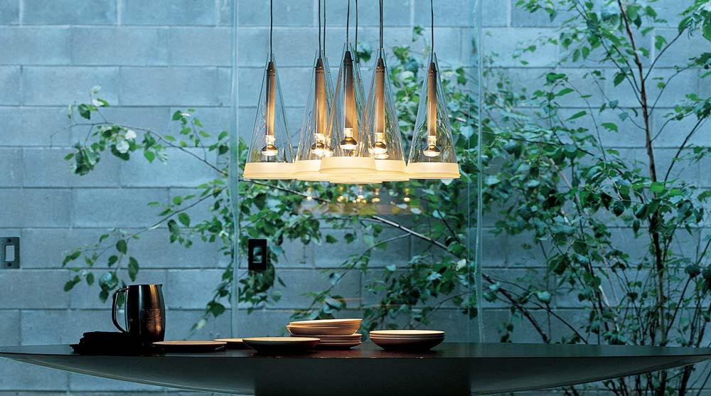 5-lampade-a-sospensione-flos-spaziali-cignoli-elettroforniture-pavia-5