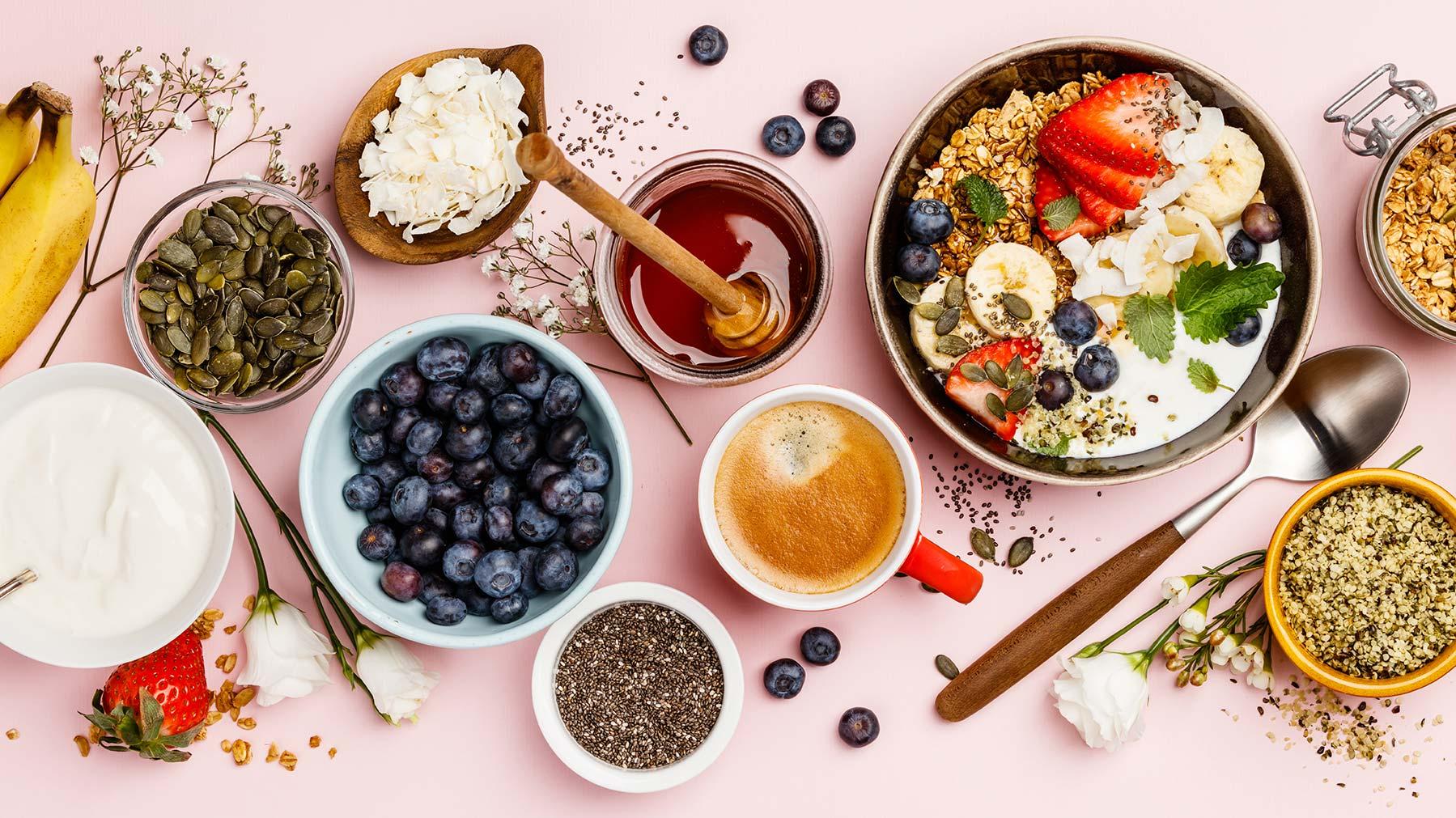 alimentazione sana per smartworking